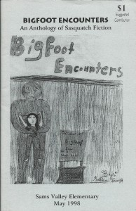 Bigfoot Encounters cover